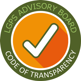 LGPS advisory board code of transparency logo